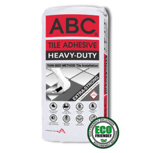 ABC HEAVY DUTY TILE ADHESIVE 2