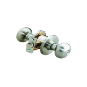 Hafele Cylindrical Knob Lockset Standard Duty Commercial 911.64