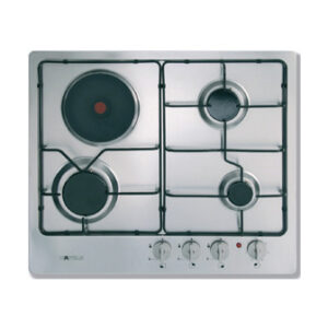 Hafele 1 Electric Hot Plate and 2 Gas Burner