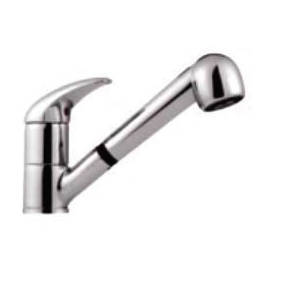 Hafele Kitchen Faucet With Pull-out Spray