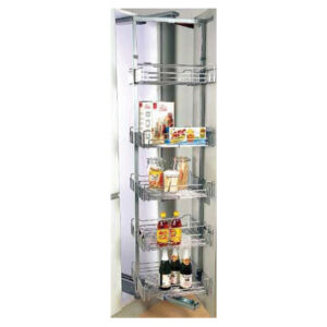 Hafele Tall unit pull-out rotary
