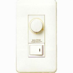 Panasonic Dimmer Switch w Modern Plate 800W