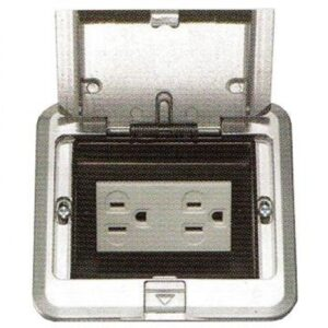 Panasonic Floor Outlet Duplex Parallel Outlet