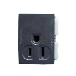 Panasonic Receptacle w Ground Grey