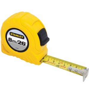 Stanley Global Tapes 8m 26'