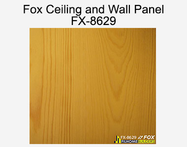 Fox Ceiling and Wall Panel FX-8629