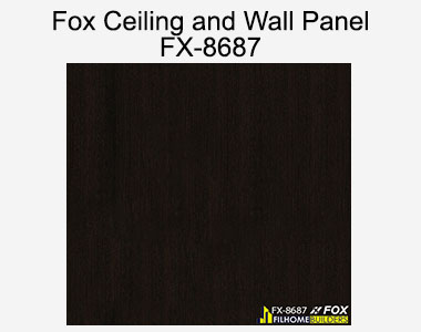 Fox Ceiling and Wall Panel FX-8687