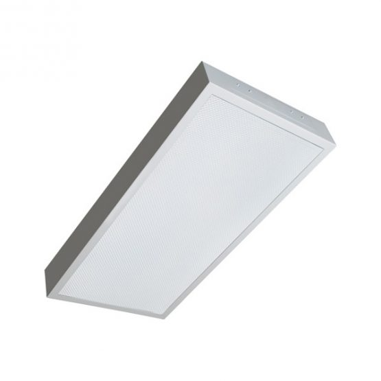 Surface Type T8 Dust Proof Louver