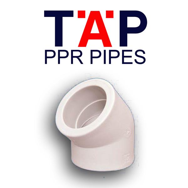 tap ppr 45 elbow