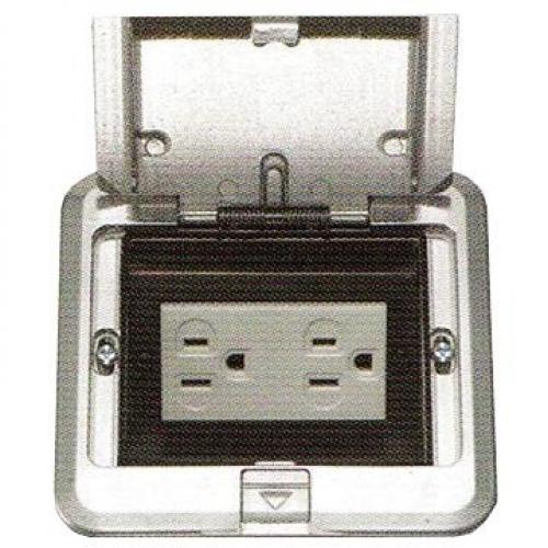 Panasonic Floor Outlet Duplex Parallel