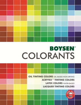 Boysen Colorants