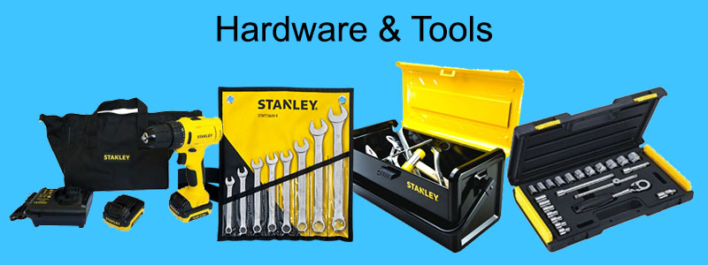 Hardware and Tools